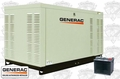 Generac QT02515ANSX 25kW 1PH Standby Generator and Battery Kit