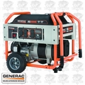 Generac XG8000E Electric Start Portable Generator NIB
