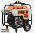 Generac XP10000E 10.000 Watt Electric Start Portable Generator (49 State)