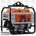 Generac XP4000 4,000 Watt Professional Portable Generator (CARB Certified)