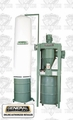 General Woodworking Machinery 10-810 Dust Collector