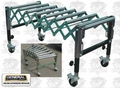 General Woodworking Machinery 50-167 S Flexible & Extendable Roller Stand