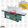 "General Woodworking Machinery 80-025HCM1 6"" Jointer w/Helical head"
