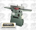 "General Woodworking Machinery 80-100L M1 6"" Deluxe Long Bed Jointer"