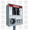 GenTran 3028 Prewired 8-Circuit Transfer Switch