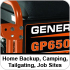 GP Series Portable Generators