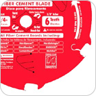 Hardi Cement Saw Blades