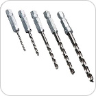 Hex Shank Drill Bits and Sets