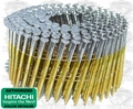 Hitachi 12220 Smooth Wire Coil Framing Nails