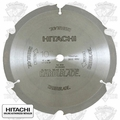 "Hitachi 18108 10"" x 6 Tooth Fiber Cement Blade"