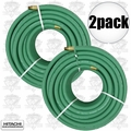 Hitachi 19407 100' x 3/8'' Rubber Air Hose