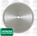 "Hitachi 725206 10"" x 72 Tooth Carbide Circular Saw Blade"