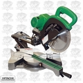 Hitachi C10FSBP4 10'' Sliding Dual Compound Miter Saw