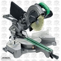"Hitachi C8FSE 8-1/2"" Sliding Compound Miter Saw Open Box"