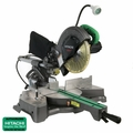 Hitachi C8FSHE Sliding Compound Miter Saw PLUS Laser Marker