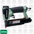 "Hitachi NP35A 23 Gauge Micro Pin Nailer Kit 1-3/8"" Max Length"