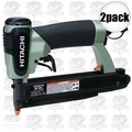 Hitachi NP35A 2pk 23 Gauge Micro Pin Nailer Kit