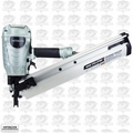 "Hitachi NR90AFS1 2"" to 3-1/2"" 28 Deg. Wire Weld Framing Nailer"