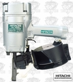 Hitachi NV65AC Round Head 1-3/4 - 2-1/20 Coil Pallet Sheathing Nailer