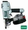 "Hitachi NV65AH 1-1/2"" to 2-1/2"" 16 Deg. Coil Siding Nailer"