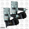 Hitachi NV83A4 16 Deg. Full Head Construction Coil Nailer