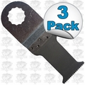 "Imperial Blades 3RW300 1-1/4"" Bi-Metal Sonicrafter Blade"