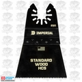 Imperial Blades IBOA250-1 ONE FIT 2-1/2'' 12T Fast Wood Oscillating Blade