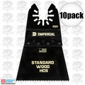 Imperial Blades IBOA250-10 ONE FIT 2-1/2'' 12T Fast Wood Blade HCS