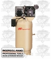 Ingersoll Rand 2475N5-V 233 80 Gallon Vertical Air Compressor