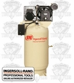 Ingersoll Rand 2475N7.5-V 233 80 Gallon Vertical Air Compressor