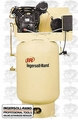 Ingersoll Rand 2545K10-V 203 120 Gallon Vertical Air Compressor
