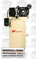 Ingersoll Rand 45465556 2475N7.5-P 80 Gallon Vertical Air Compressor