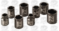Ingersoll Rand SK3C8 Impact Socket Set 8 PC 3/8'' Drive
