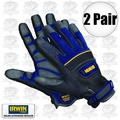 Irwin 432002 XL Heavy Duty Jobsite Gloves