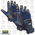 Irwin 432005 General Construction Gloves Bundle