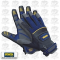 Irwin 432006 Extra Large General Construction Gloves