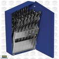 Irwin 80181 60pc Wire Gauge Straight Shank Metal Drill Bit Set