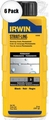 Irwin Strait Line 64908 6pk 8 oz Micro-Fine Powder Black Chalk