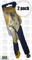 Irwin Vise Grip 10WR Curved Jaw Locking Pliers