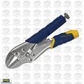 "Irwin Vise Grip 10WR 10"" Curved Jaw Locking Pliers"
