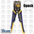 Irwin Vise Grip 2078300 6pk Self Adjusting Wire Stripper