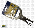 "Irwin Vise Grip 6R 6"" C-Clamp Locking Pliers"