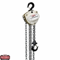 JET 101710 1-1/2 Ton 20' Lift Hand Chain Hoist