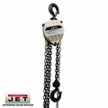 JET 101725 10 Ton 15' Lift Hand Chain Hoist