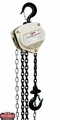 JET 101910 1-Ton Hand Chain Hoist With 10' Lift