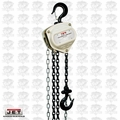 JET 101961 SMH-10T-15 10-Ton Hand Chain Hoist With 15' Lift