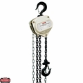 JET 101963 10-Ton Hand Chain Hoist With 20' Lift