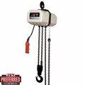 JET 111500 1 Ton 1PH 15' Lift 115/230V SSC Electric Hoist