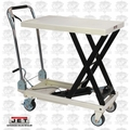 JET 140779 SLT-1650 SCISSOR Lift TABLE 1650-LB. CAPACITY