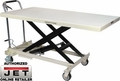 JET 140780 JUMBO SCISSOR TABLE 1100-LB. CAPACITY